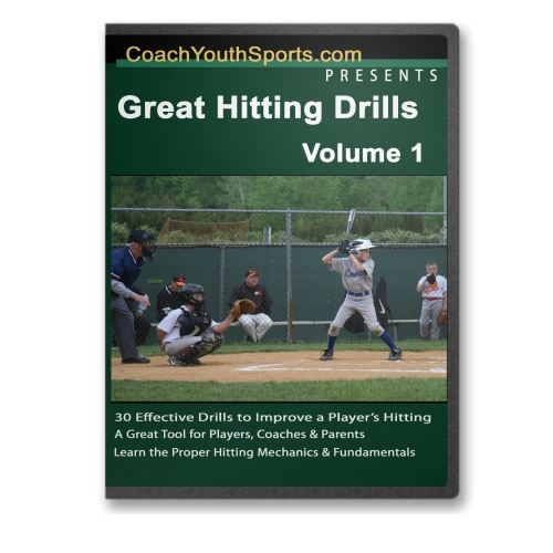 Drills to Improve a Baseball Player's Hitting