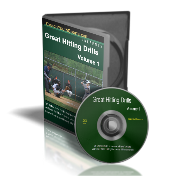 Great Hitting Drills Volume 1