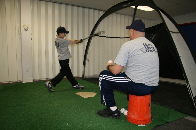 Improve a Player's Hitting Today